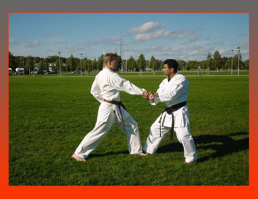 Norrfjärden Karateklubb
